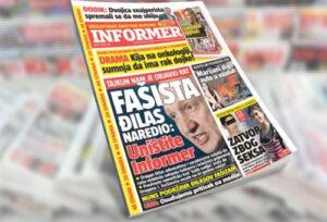 Правосудни систем скандалозним одлукама угрожава информисање у Србији