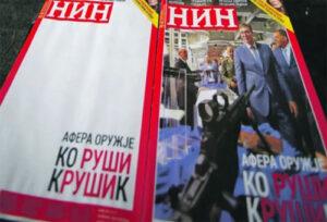 ПРОУНС: Да ли је цев оружја уперена према председнику Србије, слобода медија?
